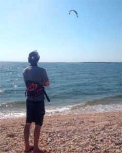 Peconic Water Sports Kiteboarding Lessons in the Hamptons near Sag Harbor, Long Island, NY