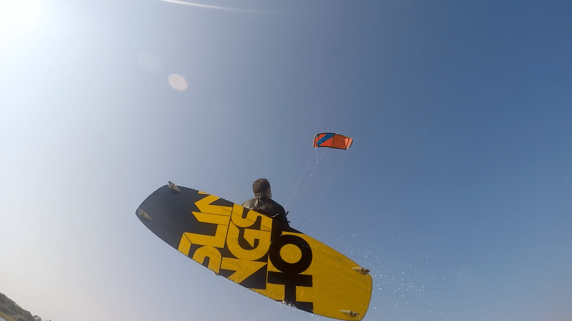 Kiteboarding with Slingshot Kites and Peconic Water Sports in Long Island, NY