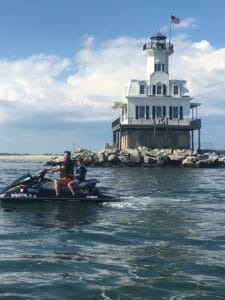 Jet Ski Rental in the Hamptons near Sag Harbor with Peconic Water Sports